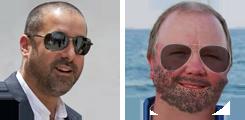 André Chaperon & Dave Tropeano